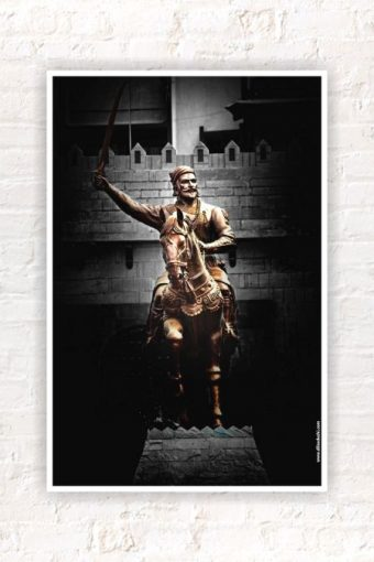 Chhatrapati Shivaji Maharaj mockup