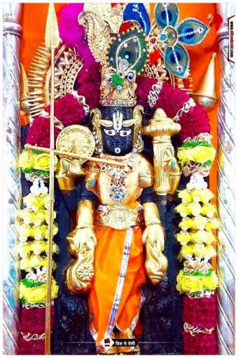 Bhagwan Charbhujanath Ji