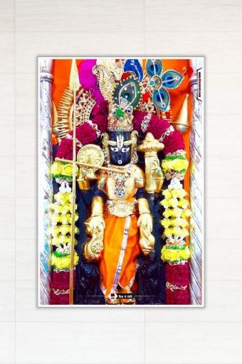 Bhagwan Charbhujanath Ji mockup