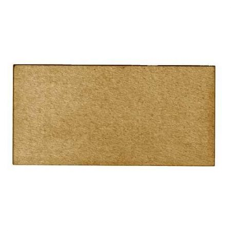 MDF Wood Rectangle Shape Art Boards [6 x 4 Inch] 2