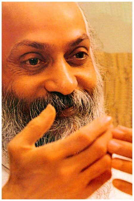 Osho Motivator Wall Poster