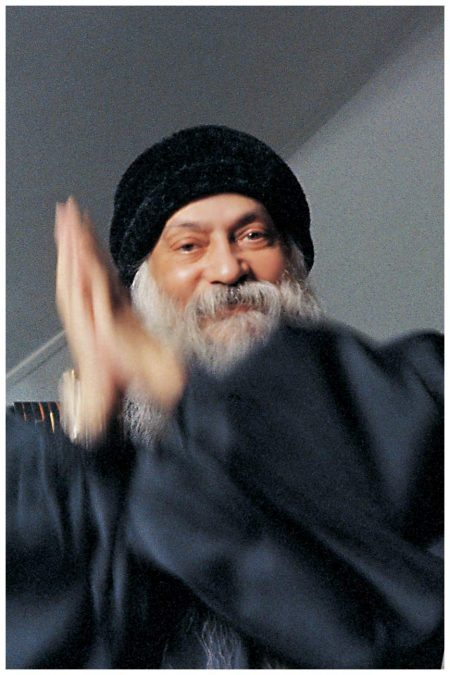 Osho World Wall Poster
