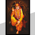 Sai Baba Best Wall Frame (2)