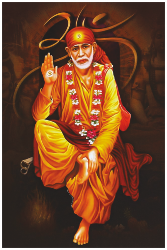 Sai Baba Best Wall Poster (1)