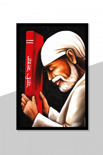 Sai Baba Wall Frame (2)